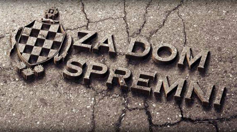 Za dom spremni legalni je i službeni znak ratne postrojbe koji je izraz  volje i legaliteta vlasti RH | Hercegovački portal