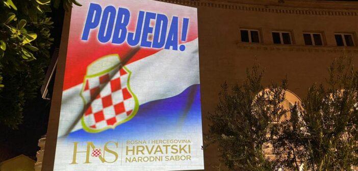 Hrvatski narodni sabor: POBJEDA! | Hercegovački portal